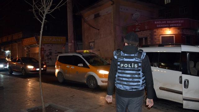 Diyarbakır'da huzur operasyonu