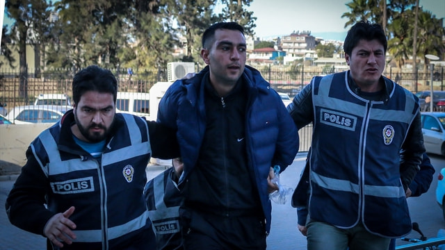 Hatay'da cezaevi firarisi yakalandı