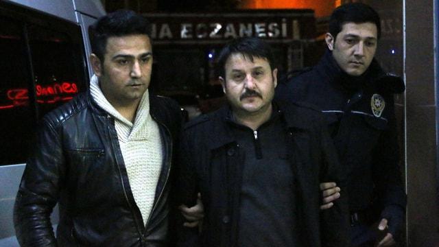 Kahramanmaraş'taki merkezli FETÖ/PDY soruşturması