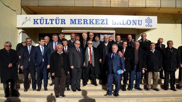 Kırşehir'deki ceviz fidanı çalışmaları yönetmeliğe örnek oldu