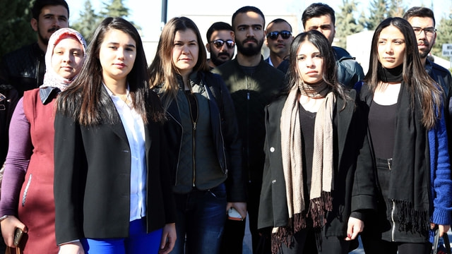 Maltepe'de başörtülü öğrencinin darbedilmesi