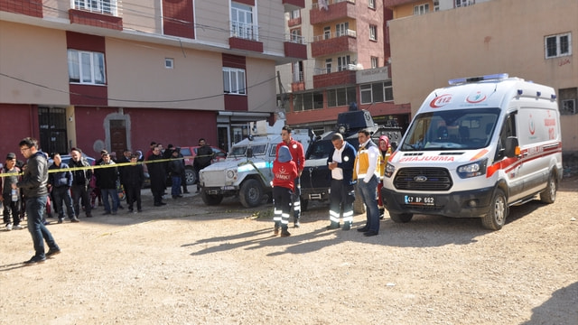 Mardin'de kaçak kazıdaki göçük
