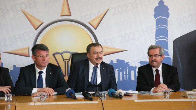 Orman ve Su İşleri Bakanı Eroğlu, Adana'da