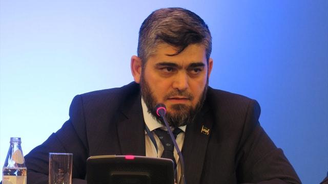 Suriye konulu Astana toplantısı