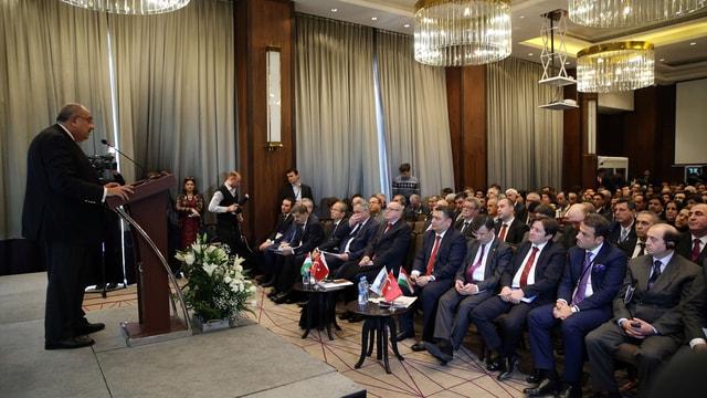 Türkiye-Tacikistan İş Forumu