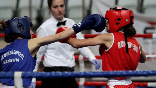Türkiye Yıldız, Genç ve Büyük Kadınlar Ferdi Boks Şampiyonası