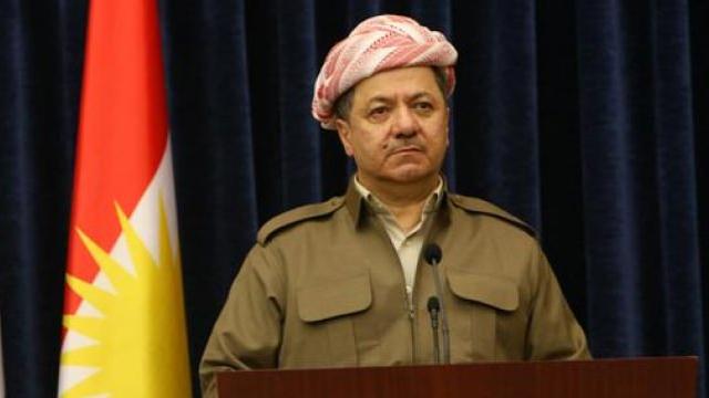 Barzaninin partisinden flaş karar