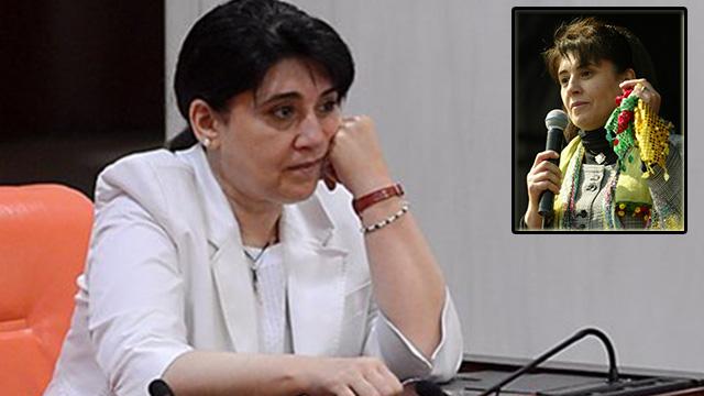 HDPli Leyla Zana için karar verildi