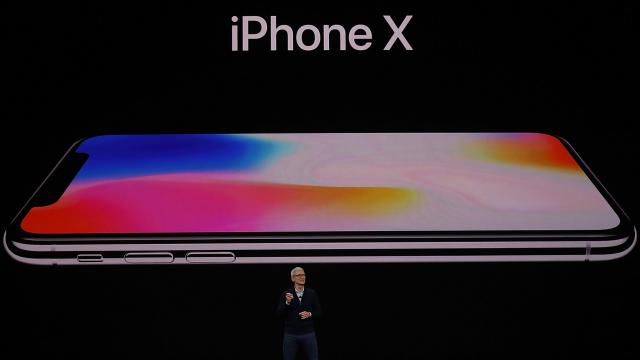 İphone X ile ilgili şoke eden gerçek
