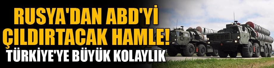 Rusyadan ABDyi çıldırtacak hamle! Türkiyeye büyük kolaylık