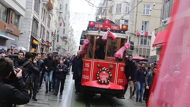 İstanbullulara yeni yıl hediyesi