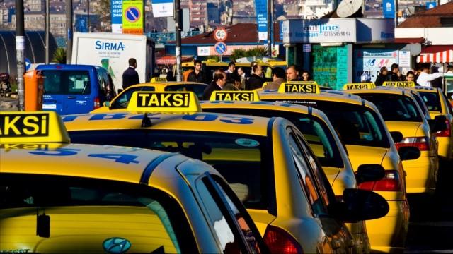İstanbul'da lüks taksi dönemi! Turkuaz renkte olacak