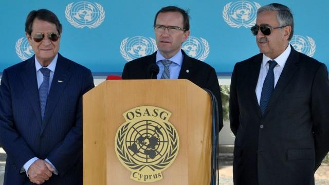 Kıbrıs'ta görüşmeler durdu! Türk tarafı görüşmeye katılmıyor