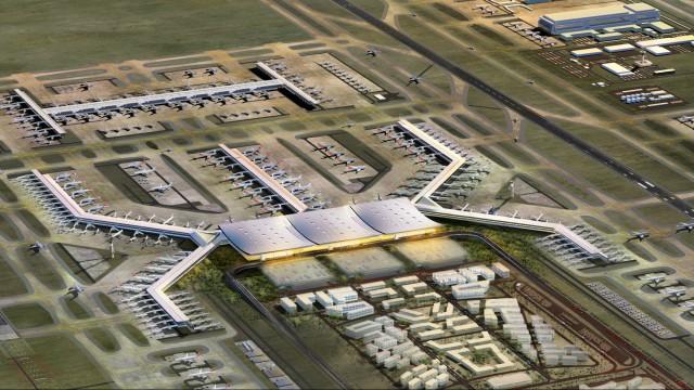 3. Havalimanı'ndan istihdama dev hizmet! Çalışan sayısı 30 bini bulacak