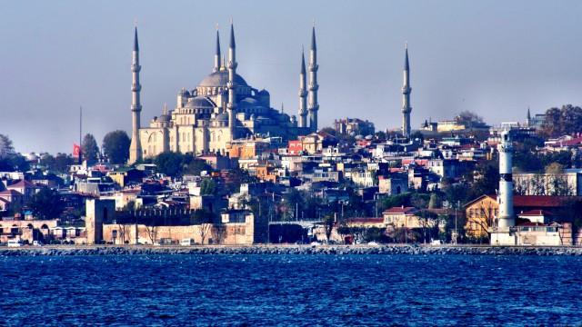 'İnsanlık Başkenti' ödülü İstanbul'un oldu