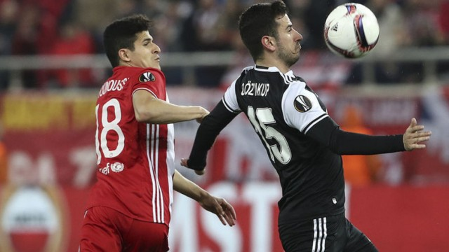 Beşiktaş-Olympiakos maçı ne zaman hangi kanalda saat kaçta?