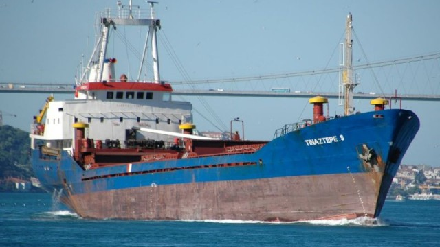 Batan Türk gemisini arama kurtarma çalışmaları devam ediyor