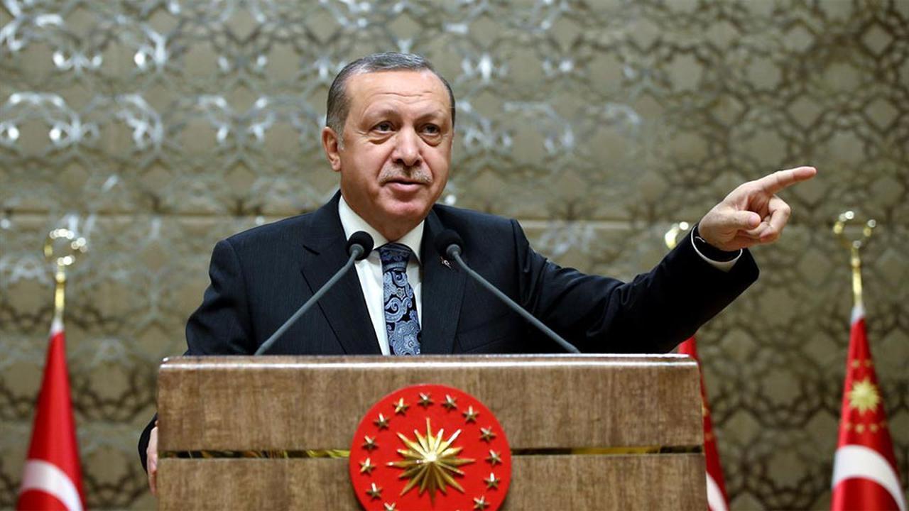 Erdoğan'dan Eskişehir Büyükşehir Belediyesi'ne tebrik