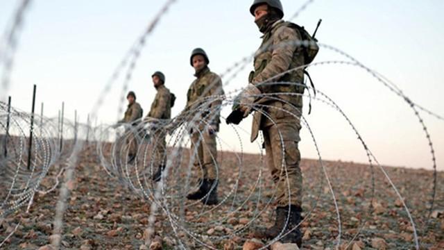 Irak sınırından Türkiye'ye girmeye çalışan 4 terörist yakalandı