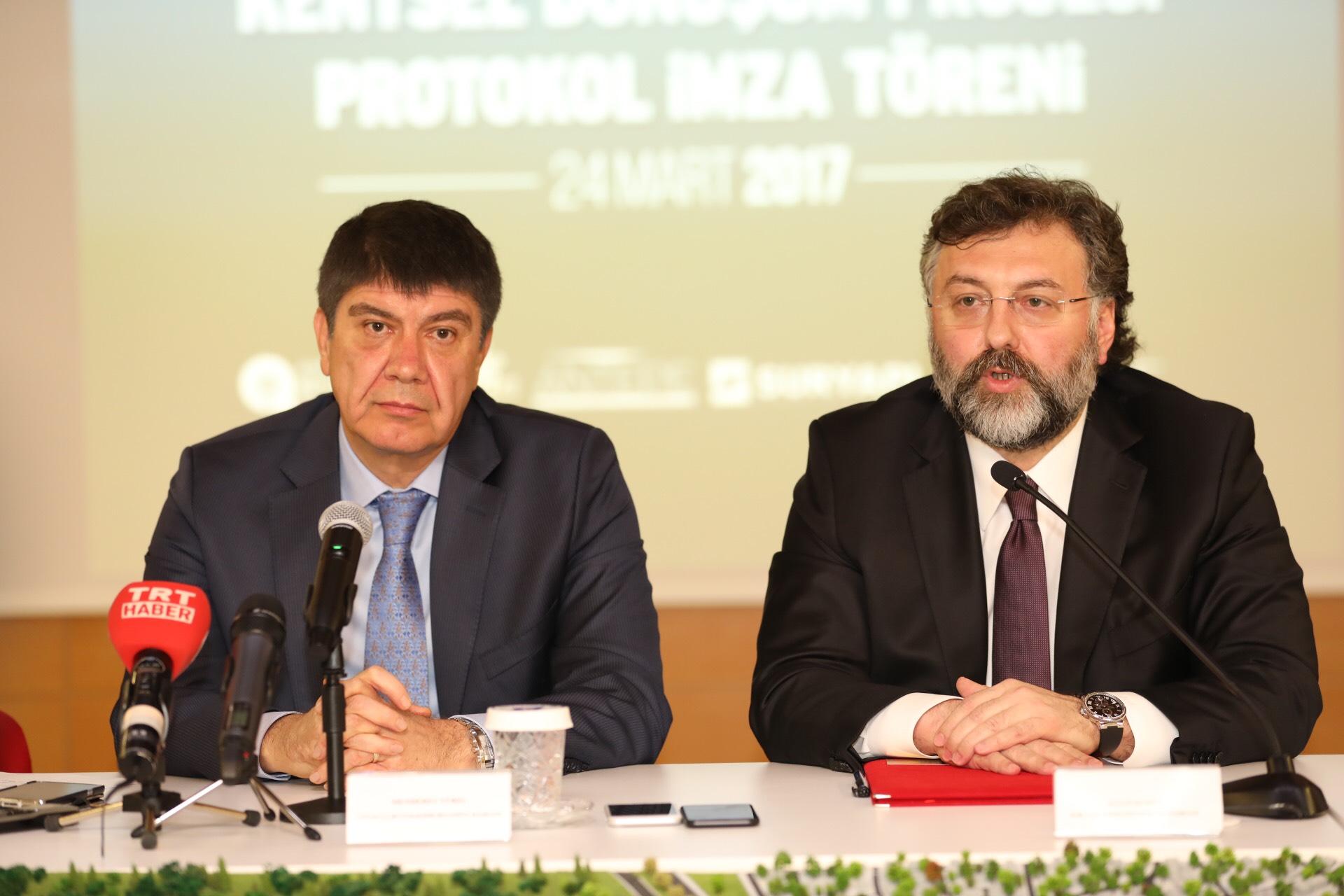 En büyük dönüşümü Antalyada Sur Yapı yapacak: 5 bin konut!