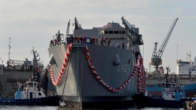 İlk milli gururumuz  TCG Bayraktar Deniz Kuvvetleri Komutanlığına teslim edildi!