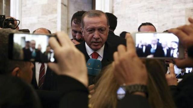 Meclisteki tartışmalara Cumhurbaşkanı Erdoğandan ilk açıklama!