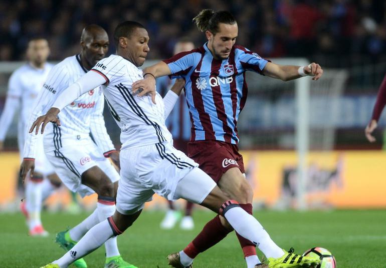 Muhteşem maçı Beşiktaş aldı: 4-3