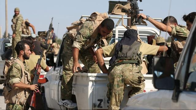 YPGye karşı ÖSO ordusu kuruluyor!