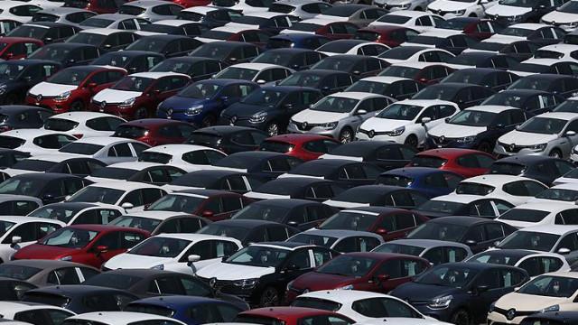Otomotiv ihracatında ABnin payı yüzde 78