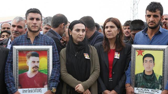 PKKlılara şehit diyen Yüksekdağa hapis cezası