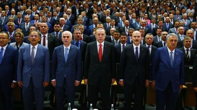 Erdoğandan belediye başkanlarına uyarı