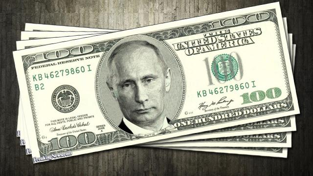 Putin'den bomba etkisi yaratacak 'dolar' talimatı