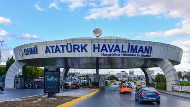 Atatürk Havalimanında bomba alarmı!