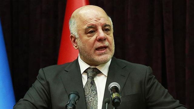 Irak Başbakanı İbadi, Mahmurda askeri yetkililerle bir araya geldi