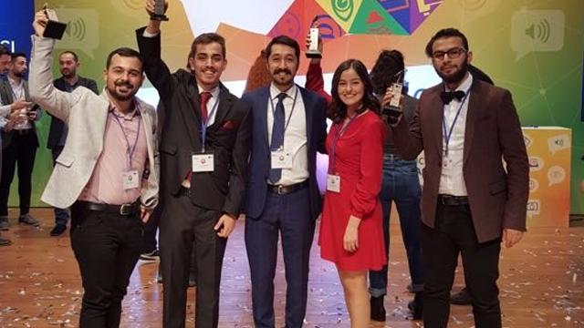 Aydın Doğan Genç İletişimciler Ödül Törenininde rekor başarı