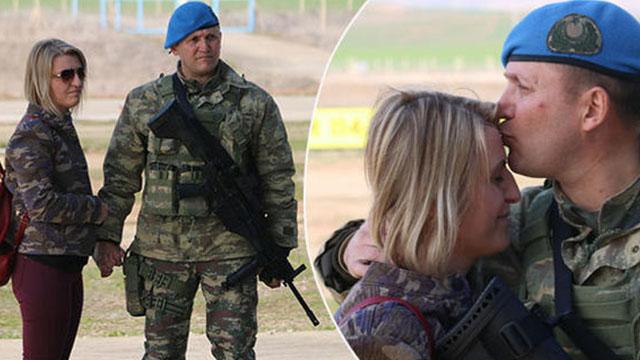 Afrin Şehidi Binbaşı Duncadan duygulandıran vasiyet