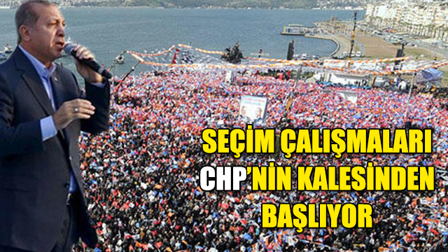 Erdoğan seçim çalışmalarına başlıyor! Başlangıç o şehirden..