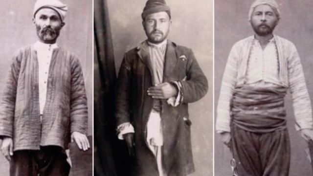 Sultan'ın koleksiyonundan katil fotoğrafları