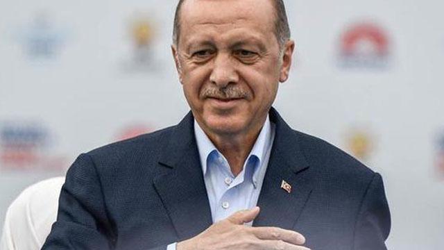 Cumhurbaşkanı Erdoğan Twitterdan duyurdu