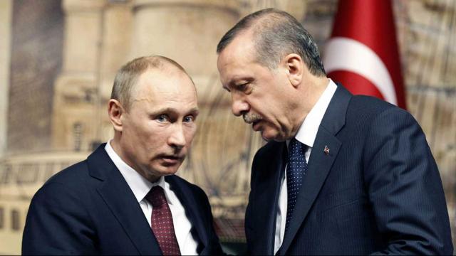 Putin Erdoğandan vazgeçemiyor!