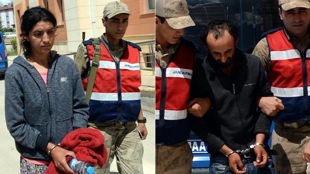 Tokatta kaybolan 3 yaşındaki Evrimin anne ve babası tutuklandı