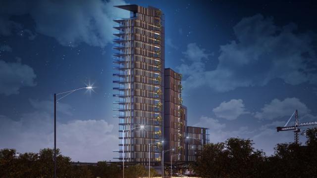 Fenix Yapıdan Antalyaya vizyon katacak proje
