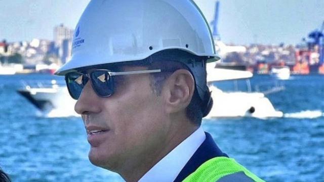 Metin Güneş, inşaat sektörünü bıraktı